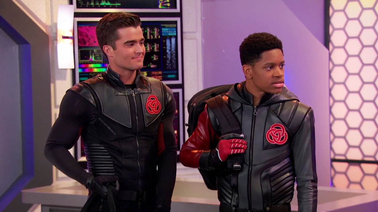 Lab Rats What Happened To Adam And Leo The Last Scene Youtube