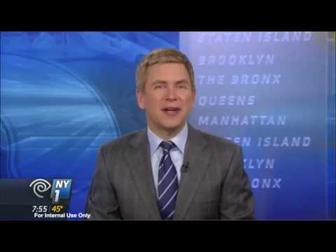 NY1 News Report - Dr Gregory DiFelice, Patient Testimony and ACL Preservation