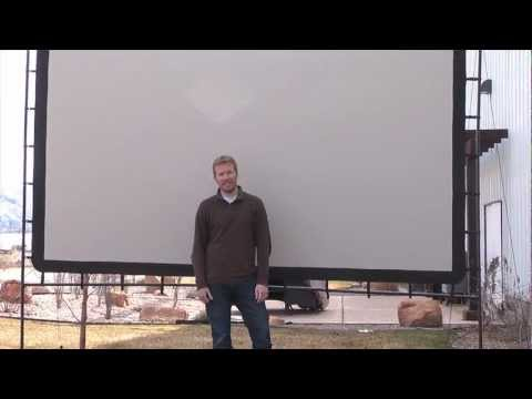 How To Set Up Your Outdoor Big Screen 144 - Camp Chef