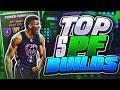 DOMINATE WITH THESE POWER FORWARD BUILDS IN NBA 2K19! BEST BUILDS FOR PARK AND PRO AM IN NBA 2K19!