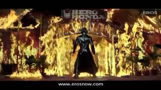 Hrithiks super hero stunts   Krrish Low