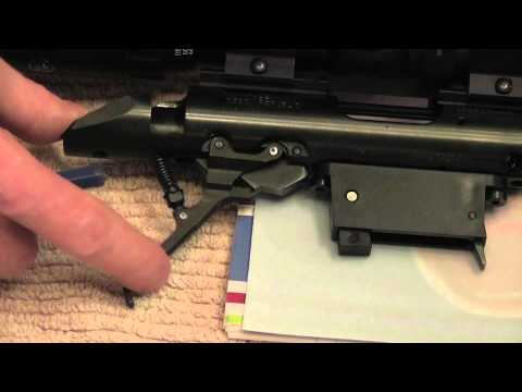 3 Of 5 Accurizing A CZ 455 Tacticool 22 LR Trigger Tuning