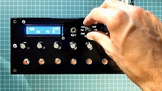 Arduino synthesizer and sequencer
