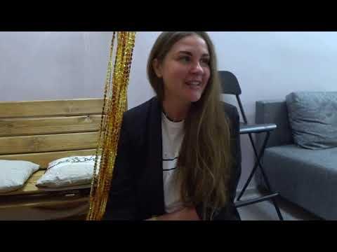 """Доктор Ксения Махова у Янтарной феи """"Целебный янтарь"""" 1 часть"""
