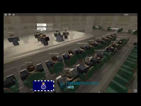 [Roblox london] The Metropolitan Police Service and  The Security Service [awards]