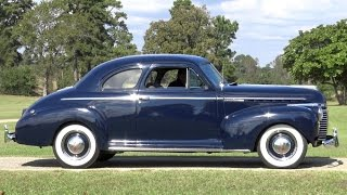 1941 Chevrolet Master Deluxe Coupe Pre-War Classic Car