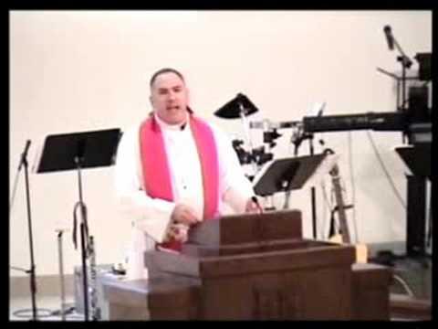 Rev. Ed Barnett Speaks at Pastor's 40th Anniv of O...