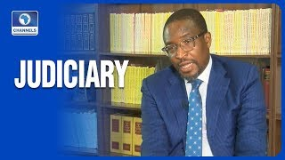 Challenges Affecting Nigeria's Judiciary - Candide Johnson
