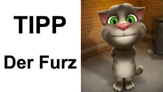 Wichtiger TIPP für Dich über den FURZ furzen pupsen Pfurz Talking Tom