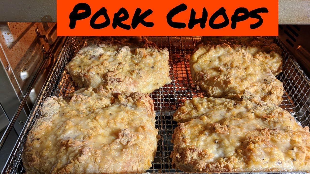 pork chop recipes nuwave oven Air Fried Pork Chops, Smart Oven Air Fryer Recipe, NuWave Bravo