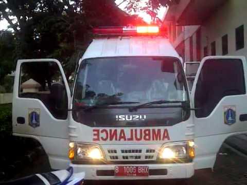 Bhorjut Lbc Ambulance Puskesmas Kec Grogol Petamburan