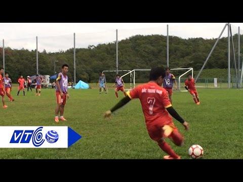 Giải bóng đá gây quỹ cho trẻ em vùng cao | VTC