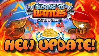 BTD Battles Arenas intense games!
