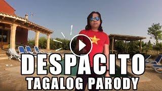 Para sa mga nag request na iparody ko ang song na Despacito, eto na...