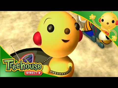 Rolie Polie Olie - Space Telly! / Ultra Good Space Heroes / It's A Roundi-ful Life - Ep.49