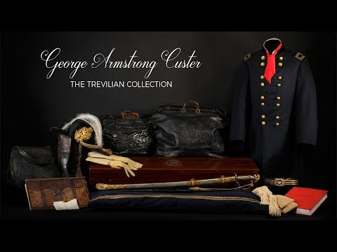 George Armstrong Custer - The Trevilian Collection