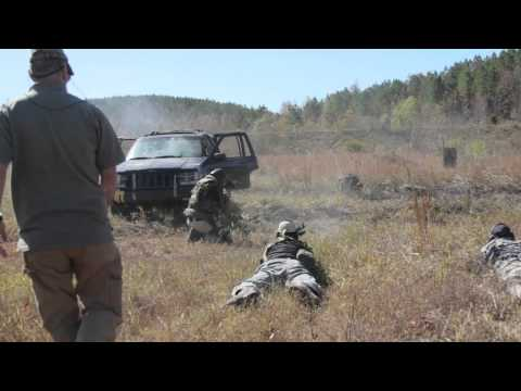 Tactical Response High Risk Civilian Contractor - Small Unit Tactics 2010