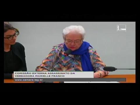 ASSASSINATO MARIELLE FRANCO E ANDERSON PEDRO GOMES - Reunião Deliberativa - 22/05/2018 - 16:06