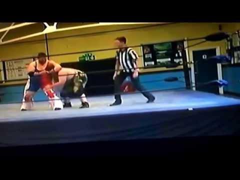 FTW:UK Full Throttle Wrestling UK Last Man Standing Preview