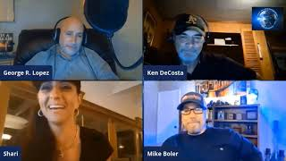 MORE ghost voices heard during our LIVE show!!