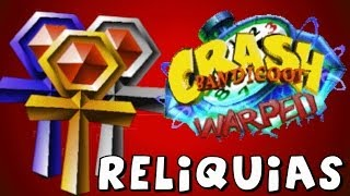 Crash Bandicoot 3: Reliquias - Hang