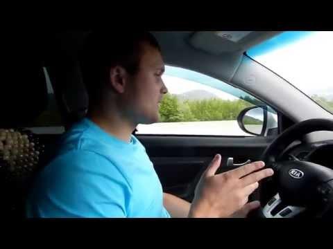 Знакомство с Kia Sportage 3 бензин. 150л.с.