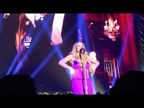 Mariah Carey - Full Medley - The Elusive Chanteuse Show - Sydney