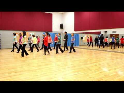 When She Was My Girl - Line Dance (Dance & Teach in English & 中文)