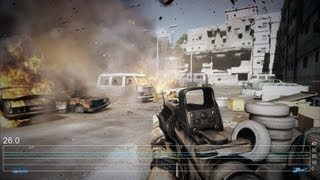 Battlefield 3 PC at 4K Resolution Frame-Rate Tests