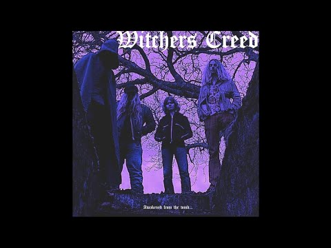 Witchers Creed (Sweden) - Awakened From The Tomb... (Full Length) 2019