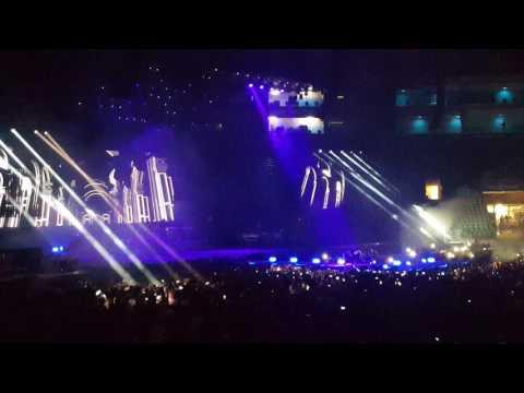 Ariana Grande - Let Me Love You in São Paulo