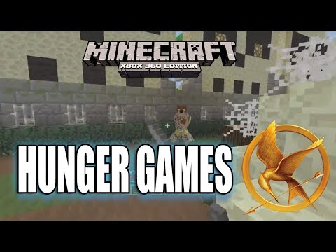 """Minecraft (Xbox 360) Hunger Games With Subscribers! """"Bone Yard"""" Ep.4"""