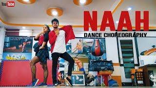 NAAH | Harrdy Sandhu | Dance Choreography | MSquare Dance Videos