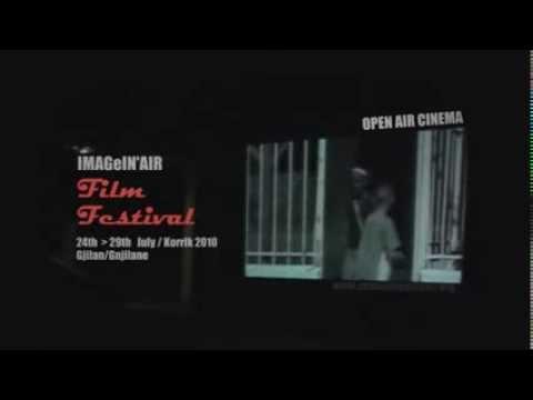 Imageinair Open Air Festival - advert