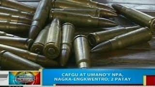 BP: Cafgu at umano