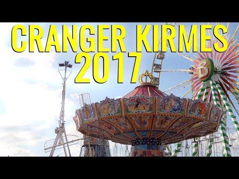 Cranger Kirmes in Herne/Wanne Eickel 2017 ► Kirmes Fahrgeschäfte Mix │MGX