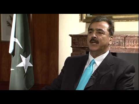 Interview with Pakistan's Prime Minsiter Gilani - BBC World News