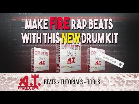 The Latest Beat It AT Drum Kit - Tool To Make Fire Beats
