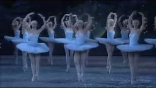 Tchaikovski - Casse-noisette- Valse des flocons de neige.
