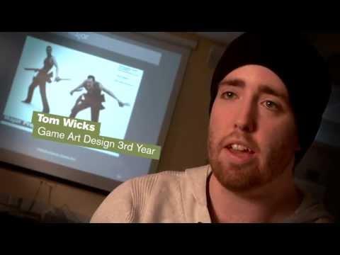 BA (Hons) Game Art Design at De Montfort University