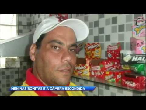 Homem esconde câmera em pastelaria para assediar funcionárias