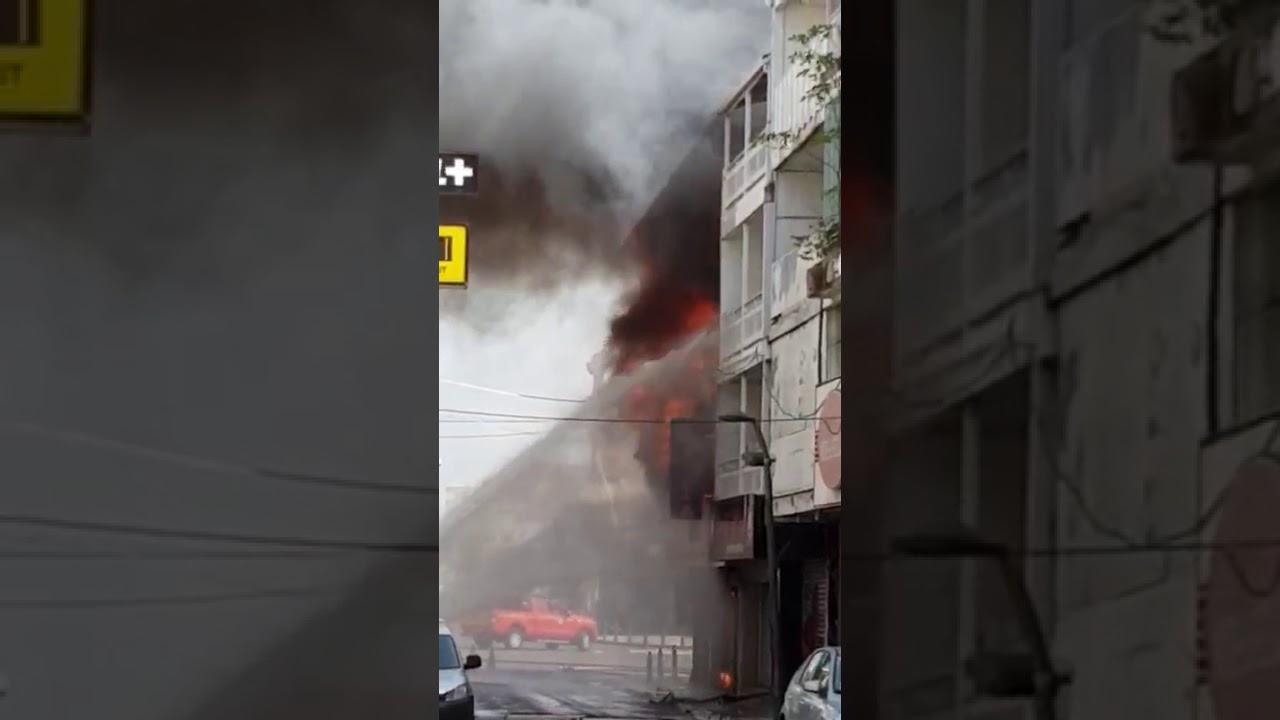 L'incendie de Pointe a Pitre a été maîtrisé à 11h00