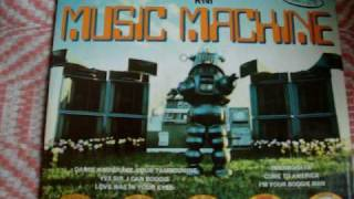 Baixar Guilherme Jabur Mostra LP MUSIC MACHINE K Tell parte 2