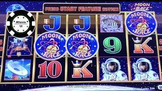 ⚡️LIGHTNING LINK MOON RACE ⚡️MIGHTY CASH DOUBLE UP MONEY DRAGON SLOT MACHINE