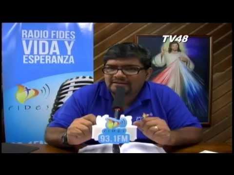 CORONILLA A LA DIVINA MISERICORDIA TX TV48 08-15 DOUGLAS CUBILLO