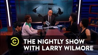 The Nightly Show - Panel - Black Women & Dating