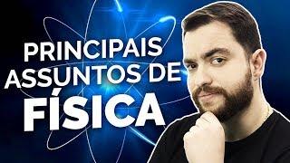 Principais assuntos de Física para o Enem 2018 | Prof. Artur Neto