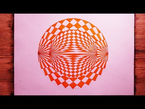how to draw geometric patterns