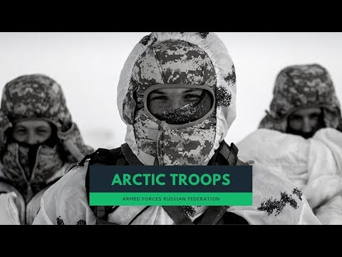 RUSSIAN ARMY ARCTIC TROOPS