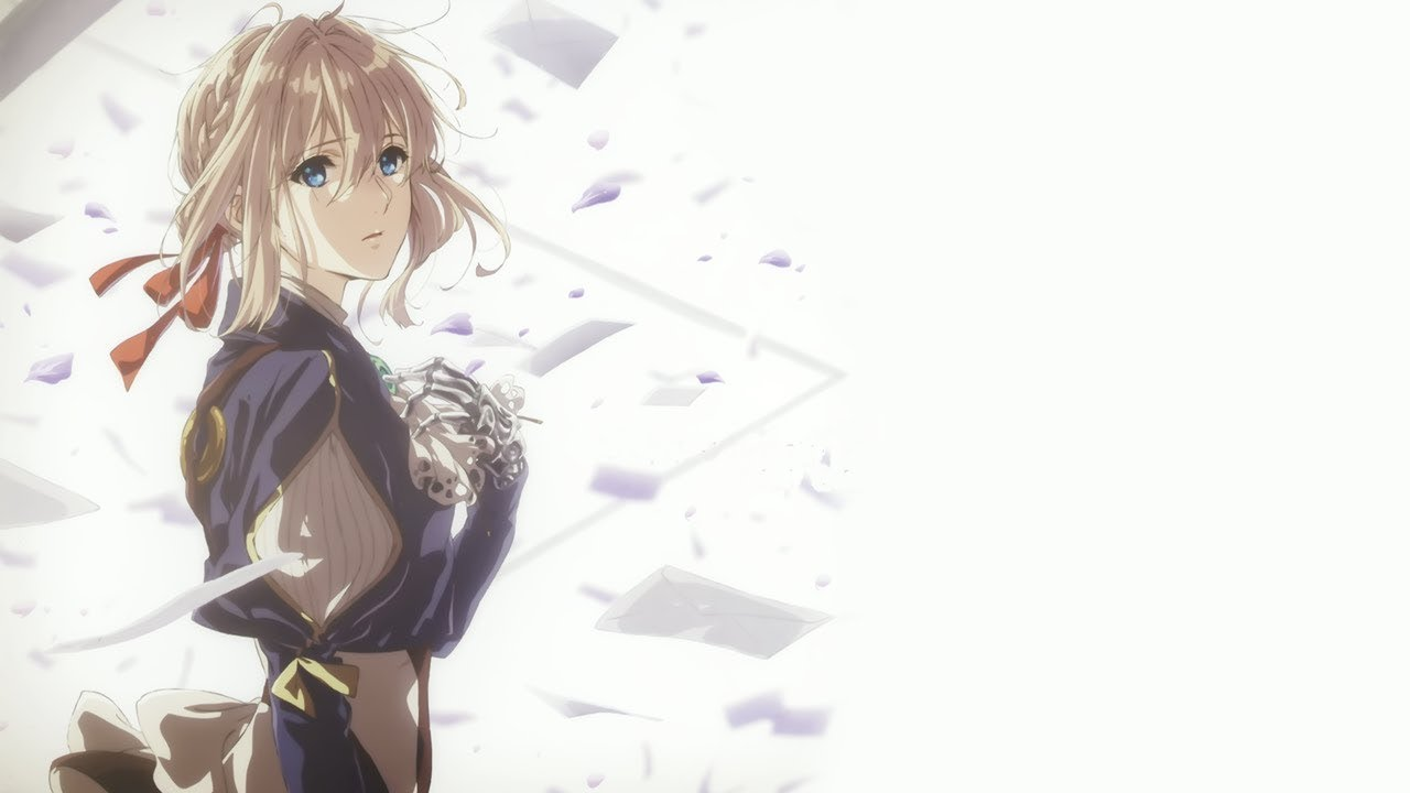 Violet Evergarden Ost Letter True Chords Chordify